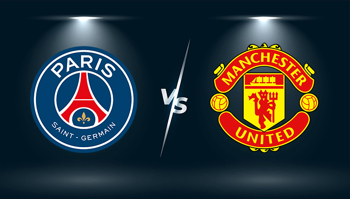 Tip bóng đá trận Paris Saint Germain vs Manchester United – 02h00 - 21/10/2020 – UEFA Champions League