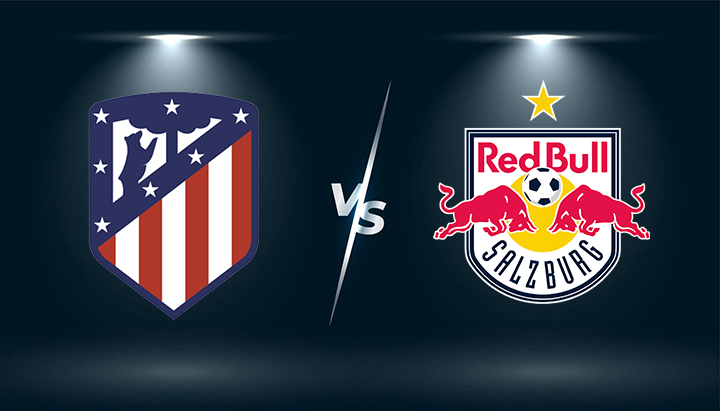 Soi kèo bóng đá Atletico Madrid vs Red Bull Salzburg – 03h00 - 28/10/2020 – UEFA Champions League