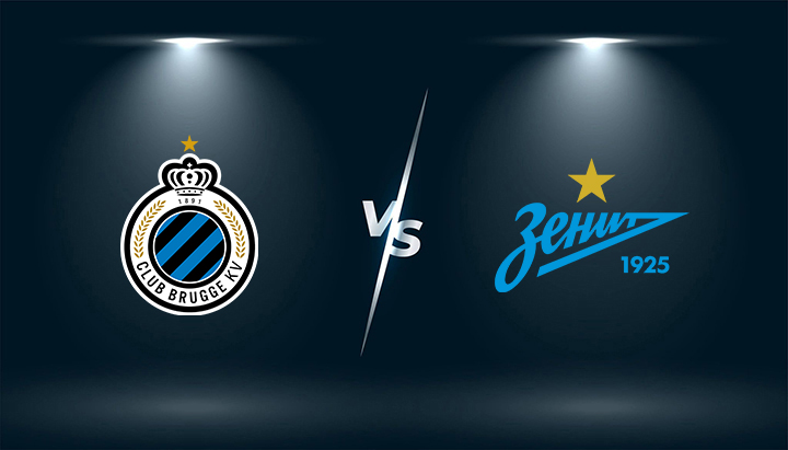 Soi kèo bóng đá Club Brugge KV vs Zenit Saint Petersburg – 03h00 - 03/12/2020 – UEFA Champions League