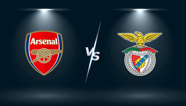 Arsenal vs SL Benfica - Soi kèo bóng đá 00h55 - 26/02/2021 – Europa League