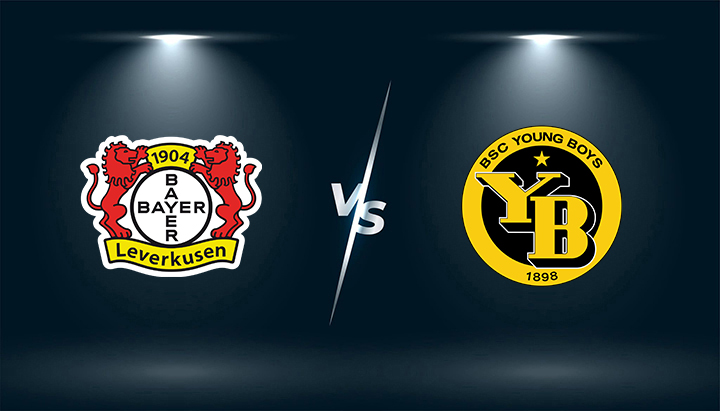 Bayer Leverkusen vs BSC Young Boys - Tip bóng đá hôm nay 03h00 - 26/02/2021 – Europa League