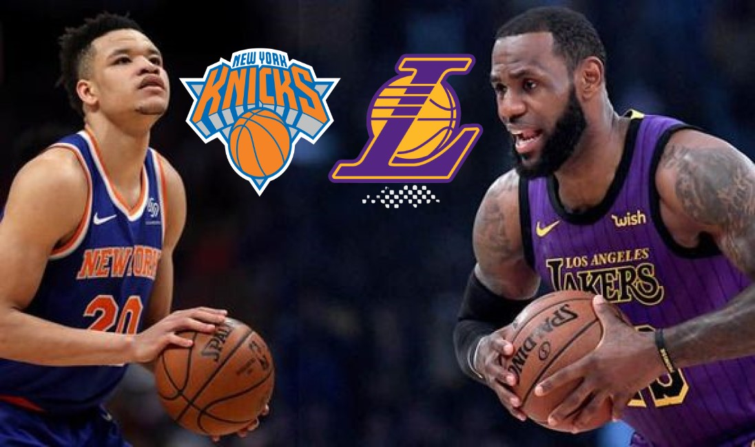 New York Knicks vs Los Angeles Lakers – Nhận định, soi kèo bóng rổ 06h35 13/04/2021 – NBA
