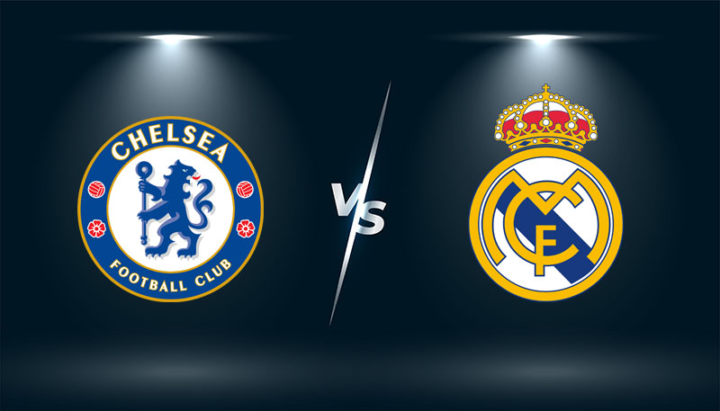Chelsea vs Real Madrid – Tip bóng đá hôm nay 02h00 – 06/05/2021 – Champions League
