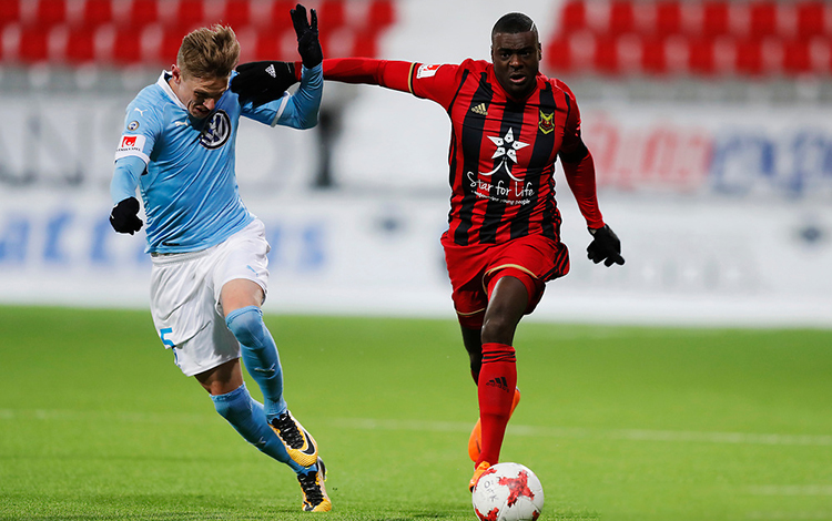 Ostersunds FK v Malmo FF - Swedish Cup Semi-Final